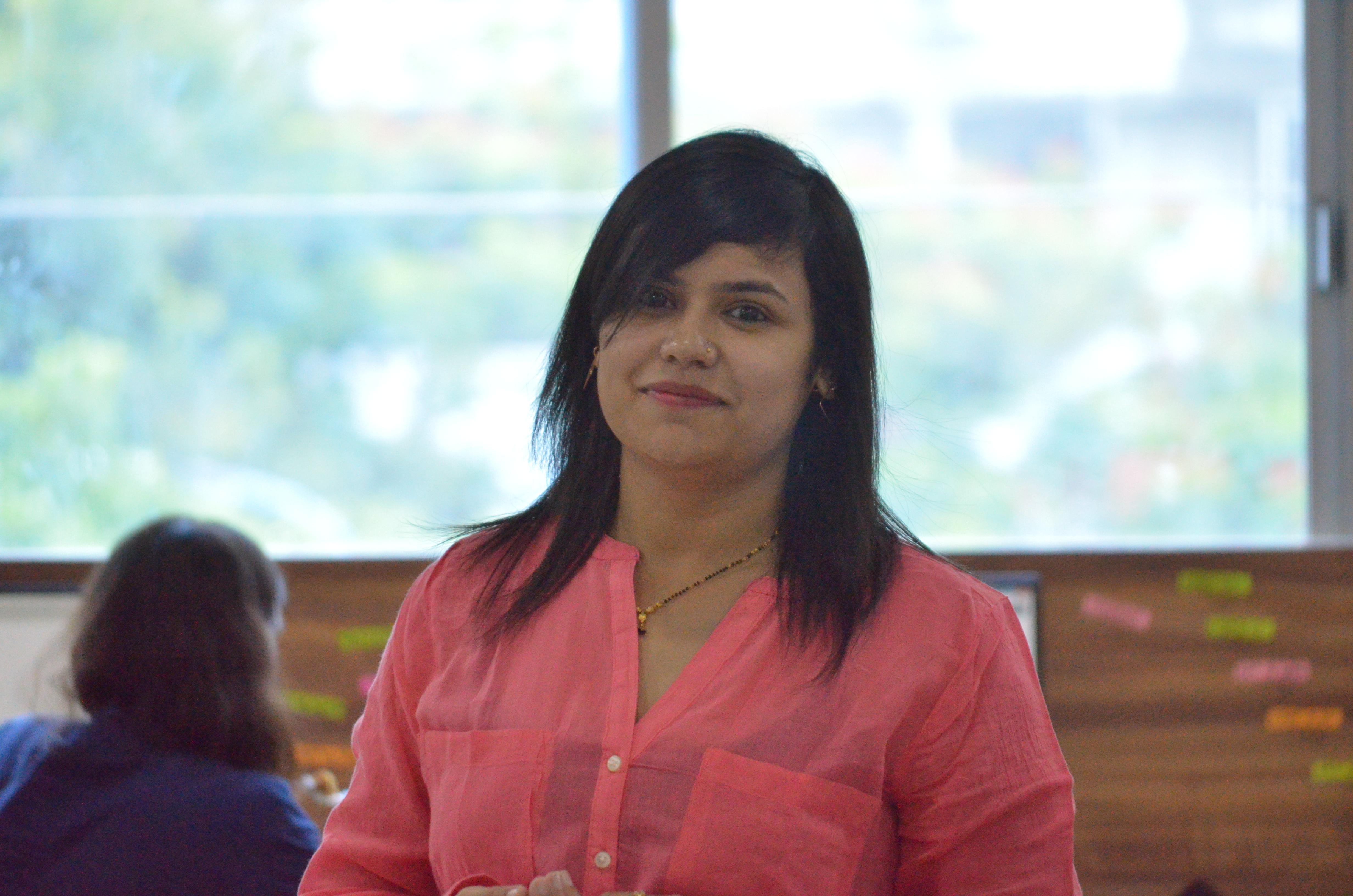 Shweta Urmaliya