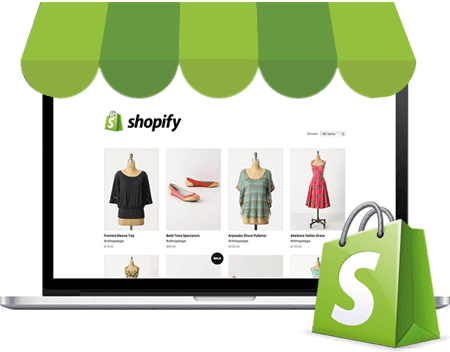 Shopify Website developer