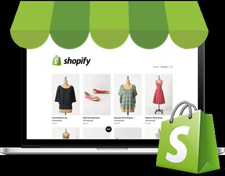 Shopify Website developer